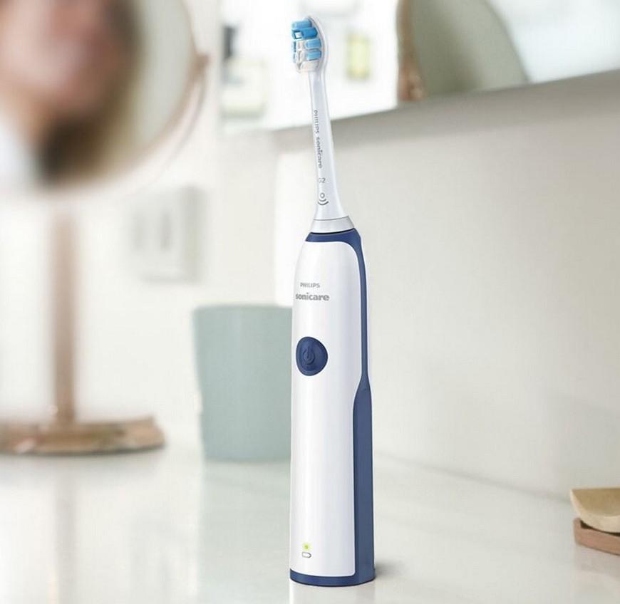 недостатки электрических зубных щеток