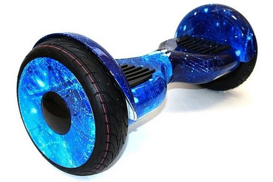 Smart Balance Wheel 10.5'' синий космос