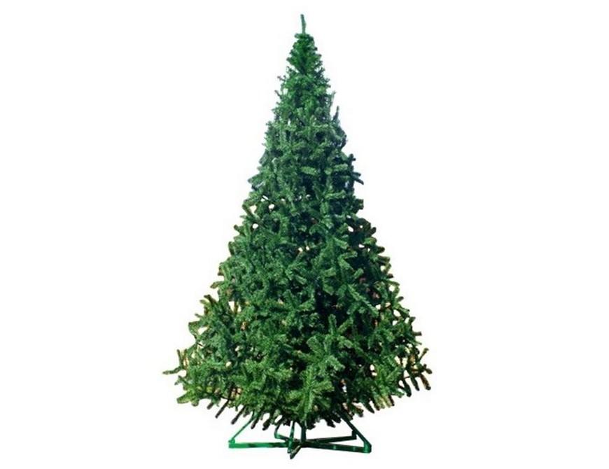 Green Trees Ель Рублевская (пленка), 350 см