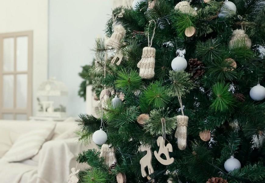 российские производители искусственных рождественских елок