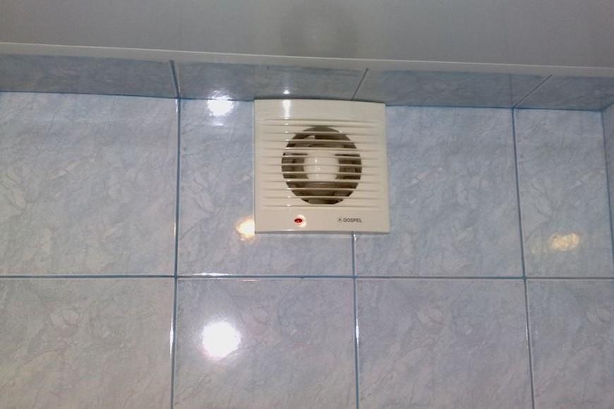 Функционал вентилятора