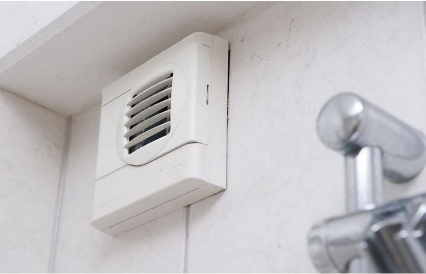 Способ установки вентилятора